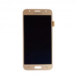 FRONTAL SAMSUNG J500 METAL *ONCELL*  GOLD